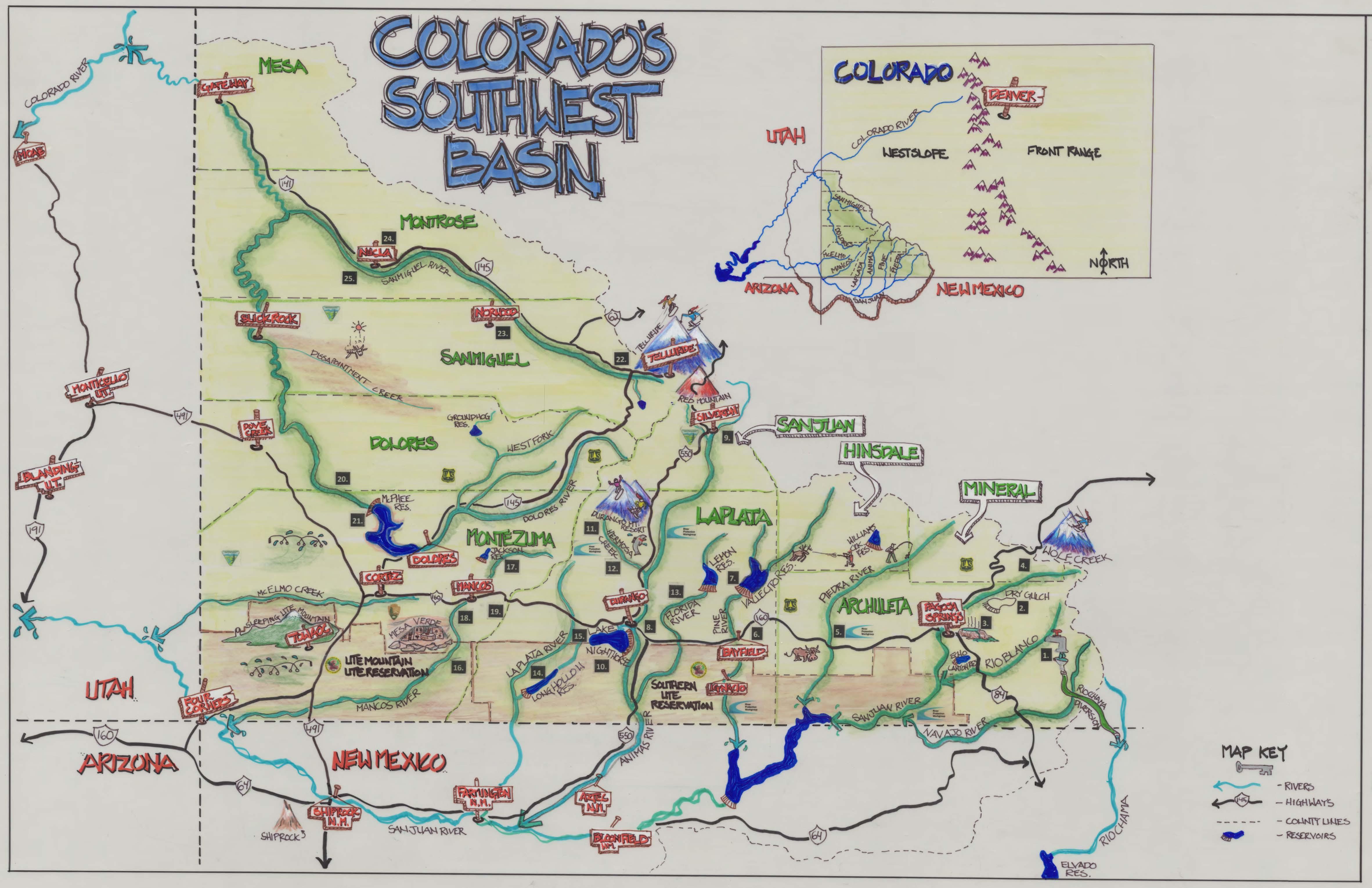 Southwest Basin Roundtable